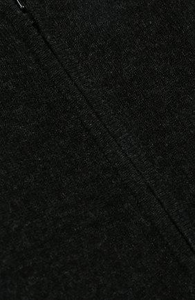 Кашемировый кардиган на молнии | Фото №3