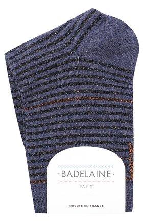Носки с металлизированной нитью | Фото №1