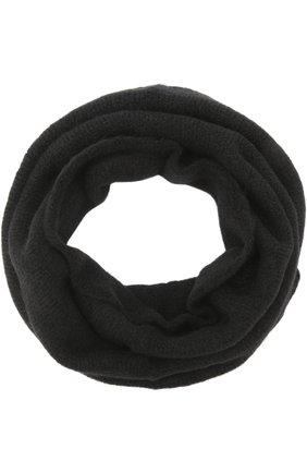 Шерстяной шарф-снуд | Фото №1