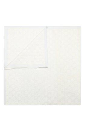 Шерстяное одеяло с принтом   Фото №1