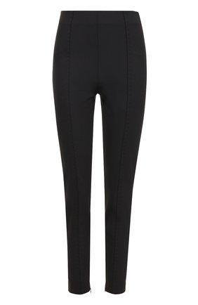 Укороченные брюки-скинни | Фото №1