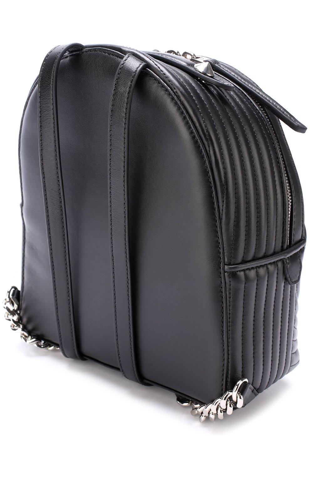 Рюкзак с металлической отделкой | Фото №3