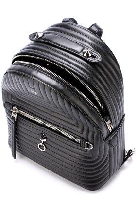 Рюкзак с металлической отделкой | Фото №4