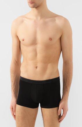Мужские боксеры ZIMMERLI черного цвета, арт. 186-1424 | Фото 2
