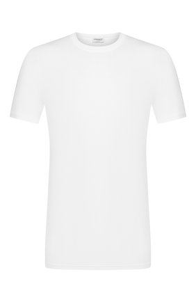 Мужские футболка ZIMMERLI белого цвета, арт. 700-1341 | Фото 1