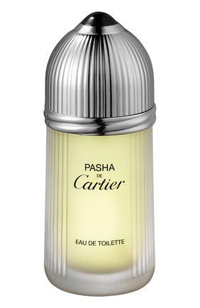 Мужской туалетная вода pasha de cartier CARTIER бесцветного цвета, арт. 65417040 | Фото 1 (Статус проверки: Проверена категория; Ограничения доставки: flammable)