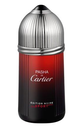 Туалетная вода Pasha Edition Noire Sport Cartier | Фото №1