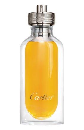 Мужской парфюмерная вода l'envol CARTIER бесцветного цвета, арт. FW100002 | Фото 1 (Статус проверки: Проверена категория; Ограничения доставки: flammable)