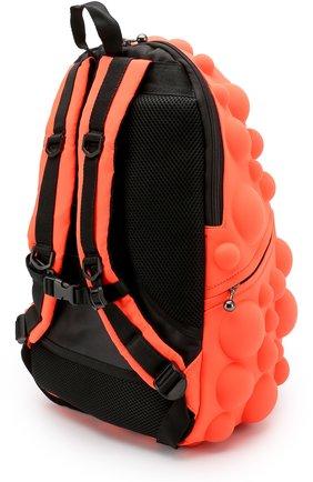 Рюкзак Bubble Full Madpax оранжевого цвета | Фото №1