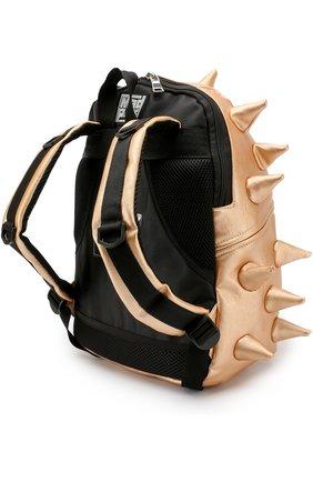 Рюкзак Rex Half Madpax золотого цвета | Фото №1