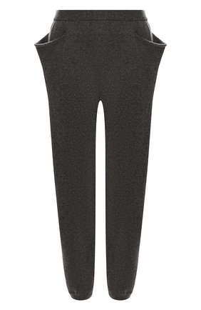 Кашемировые брюки с карманами | Фото №1