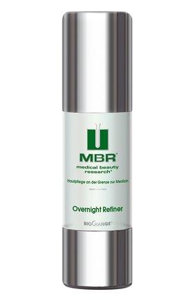 Ночной гель-пилинг для лица с фруктовыми кислотами Overnight Refiner Medical Beauty Research | Фото №1