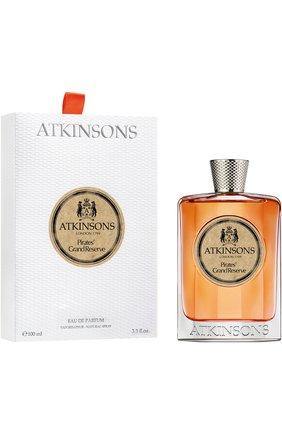 Женский парфюмерная вода pirates' grand reserve ATKINSONS бесцветного цвета, арт. 8002135148215   Фото 2