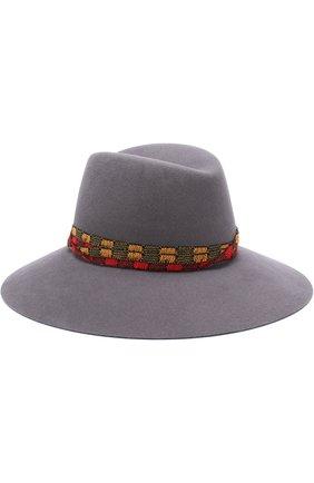 Фетровая шляпа Kate с тесьмой | Фото №1