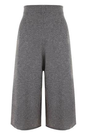 Укороченные кашемировые брюки Not Shy серые   Фото №1