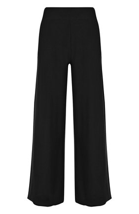 Однотонные хлопковые брюки | Фото №1