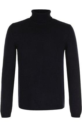 Кашемировый свитер тонкой вязки | Фото №1