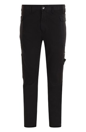 Хлопковые брюки карго