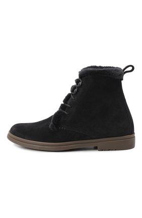 Замшевые ботинки Ylvi Walk | Фото №2