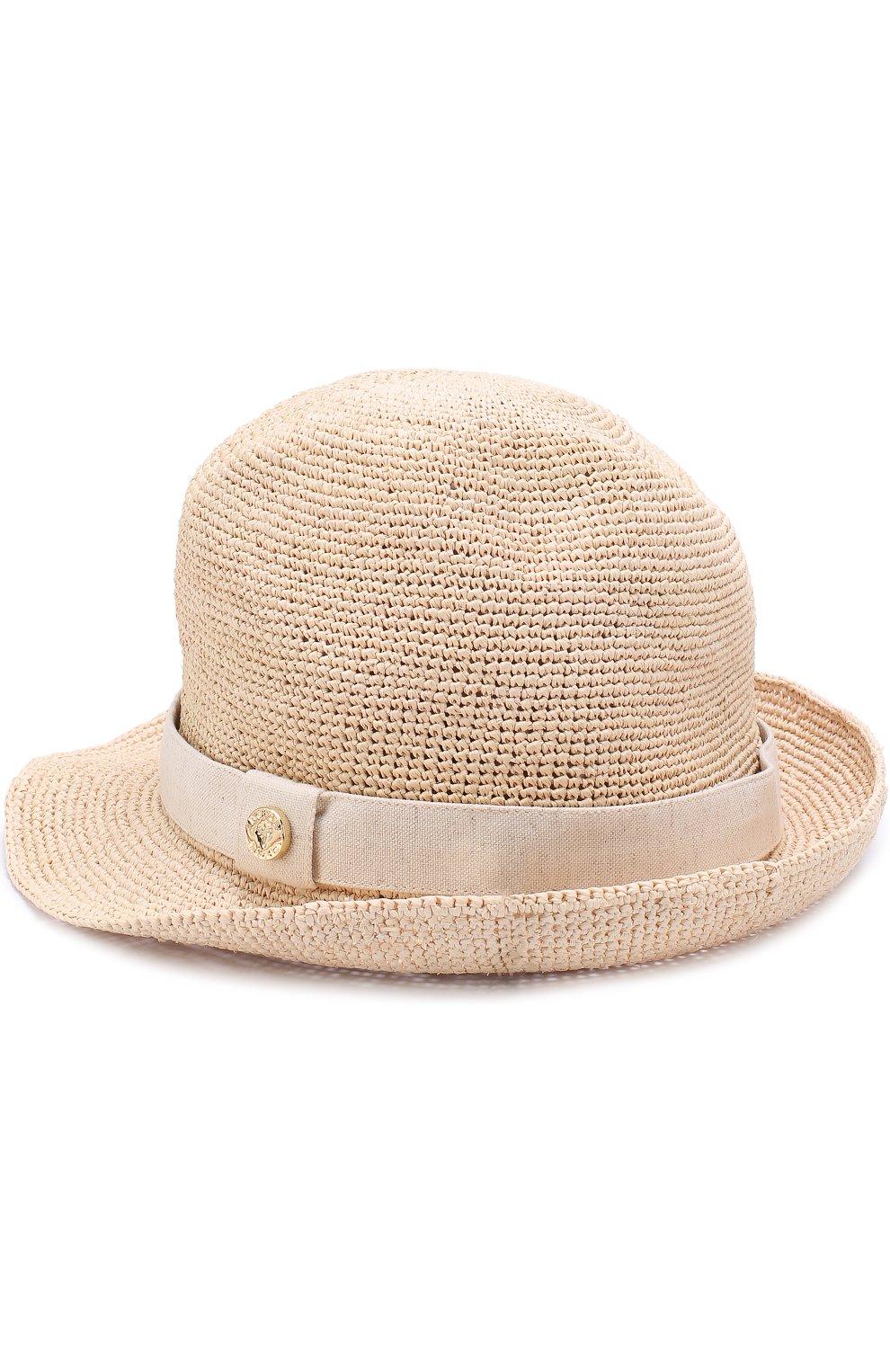 94fabdeee377 Пляжная шляпа из соломы с повязкой