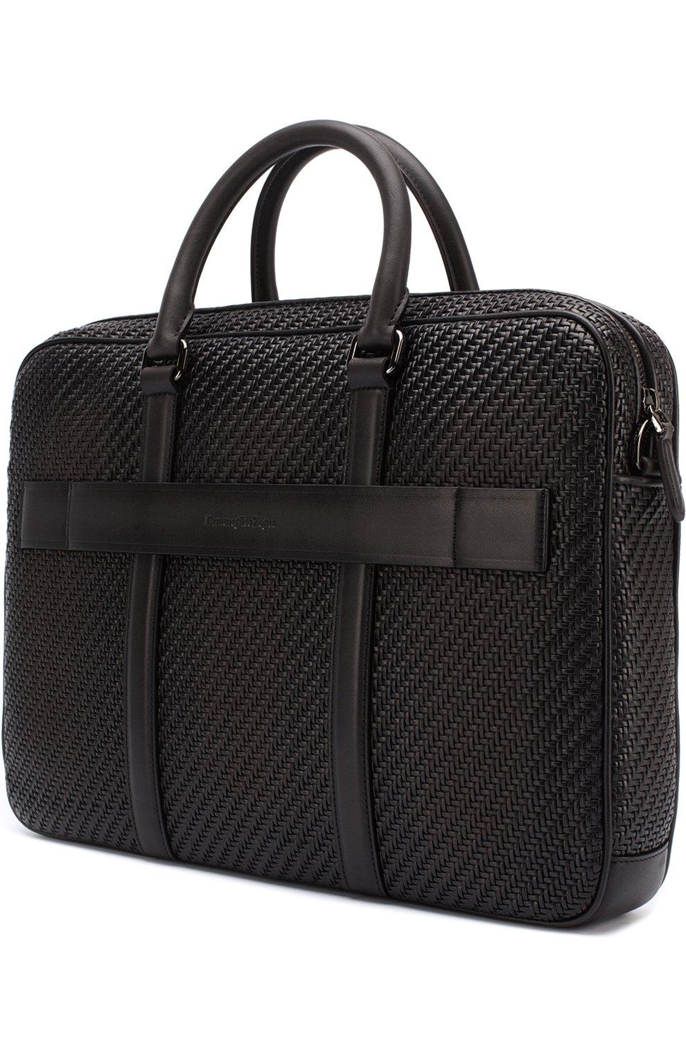 711e103483e5 Мужская темно-коричневого кожаная сумка для ноутбука с плечевым ...