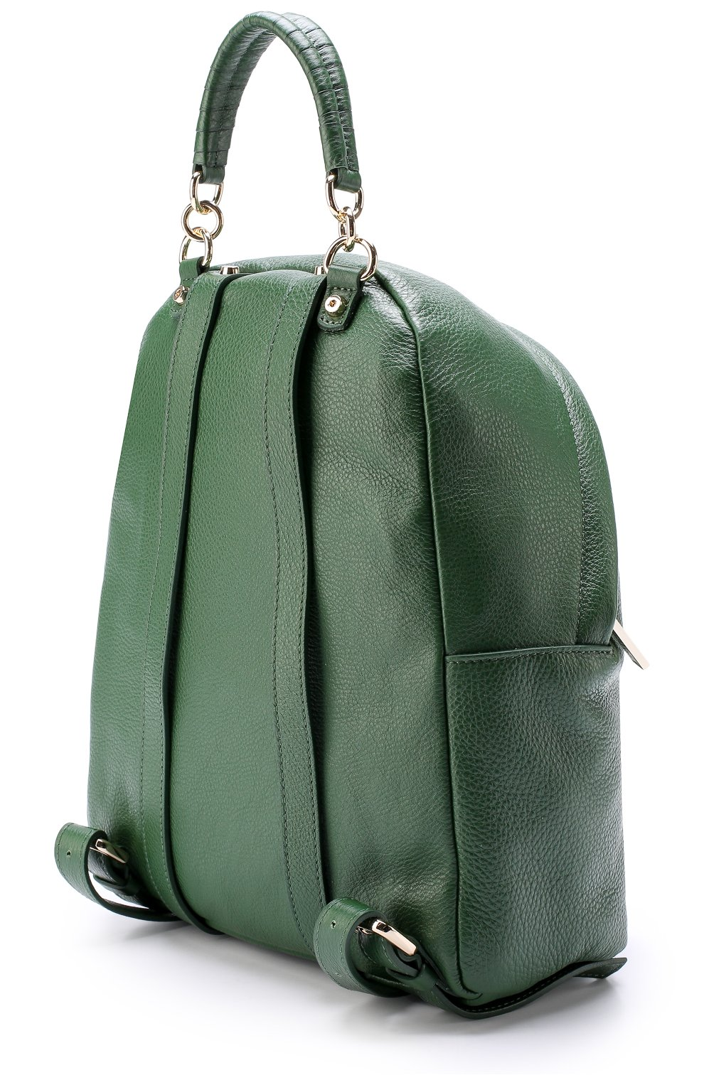 Рюкзак Leonie Coccinelle зеленый   Фото №3