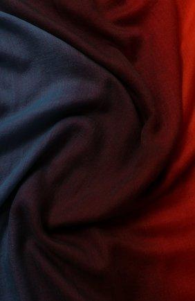 Женская палантин iride unique из кашемира LORO PIANA фуксия цвета, арт. FAF1911 | Фото 2