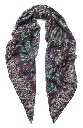 Кашемировая шаль | Фото №1
