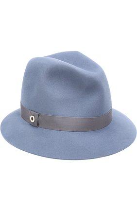 Фетровая шляпа Ingrid с лентой | Фото №1