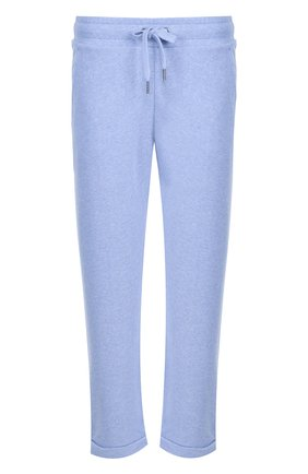 Укороченные брюки с отворотами | Фото №1