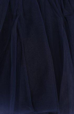 Многослойная мини-юбка с эластичным поясом   Фото №3