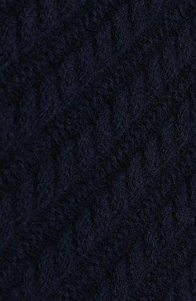 Детского шерстяное одеяло GUCCI синего цвета, арт. 473578/3K206 | Фото 2