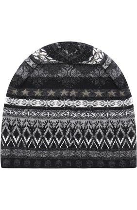 Шерстяная шапка бини Gemma. H разноцветного цвета | Фото №1