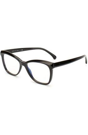 Очки Chanel черные | Фото №1