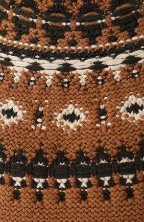 Свитер из смеси шерсти и кашемира | Фото №5