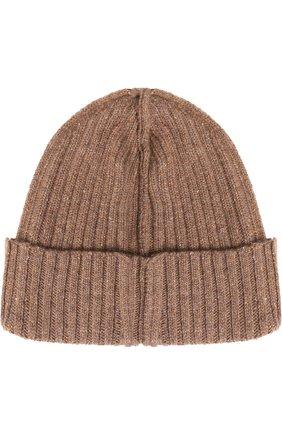 Вязаная шапка из шерсти | Фото №1