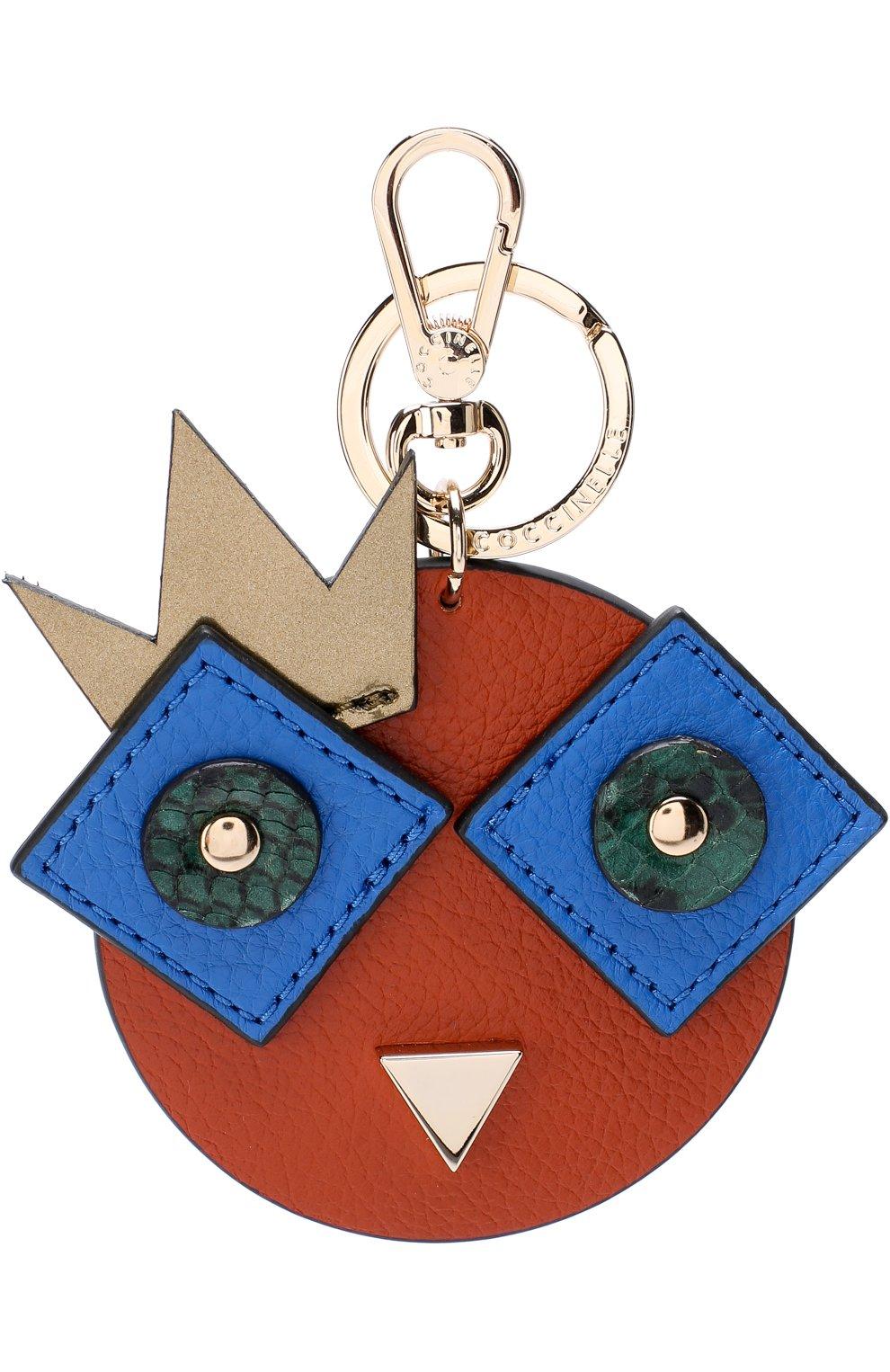 Кожаный брелок для ключей | Фото №1