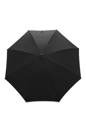 Мужской зонт-трость PASOTTI OMBRELLI черного цвета, арт. 478/NIAGARA 7079/8/N37 | Фото 1