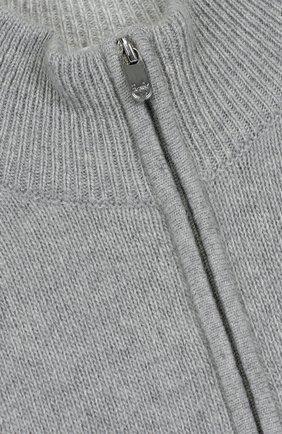 Шерстяной кардиган | Фото №3