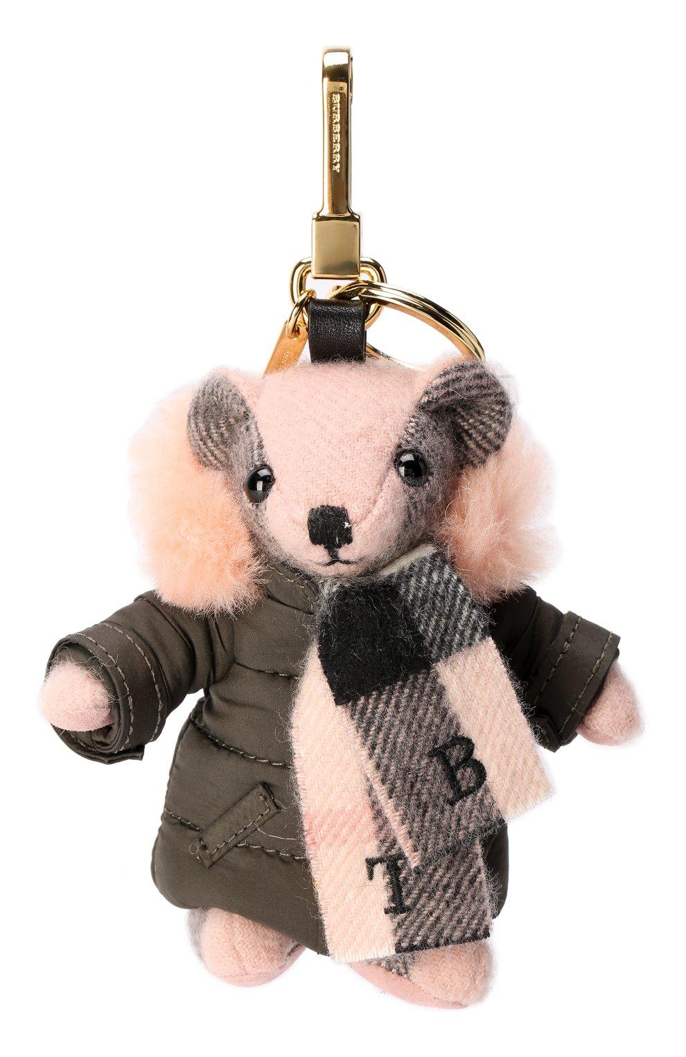 Брелок Thomas Bear в пуховом пальто | Фото №1