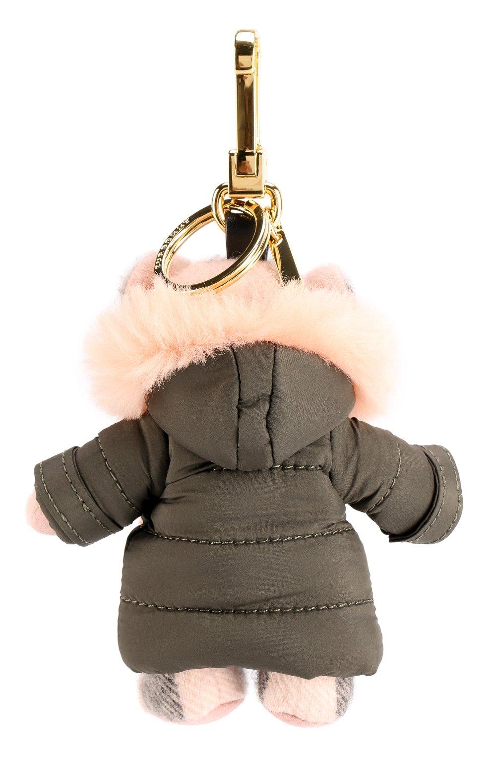 Брелок Thomas Bear в пуховом пальто | Фото №2