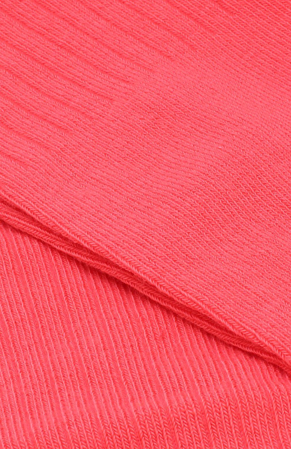 Детские колготы Sonia Rykiel Enfant розового цвета | Фото №2