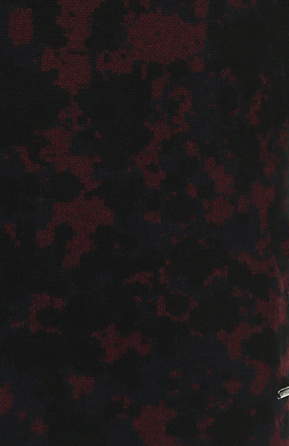 Джемпер из смеси хлопка и вискозы с шелком | Фото №5
