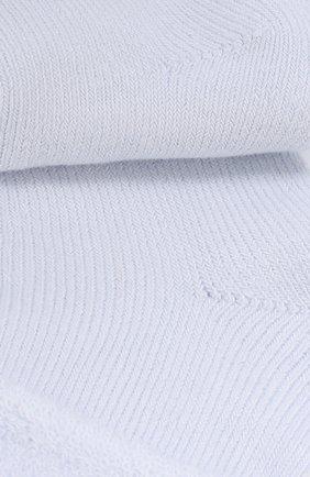 Детские хлопковые носки TARTINE ET CHOCOLAT голубого цвета, арт. TK93051 | Фото 2