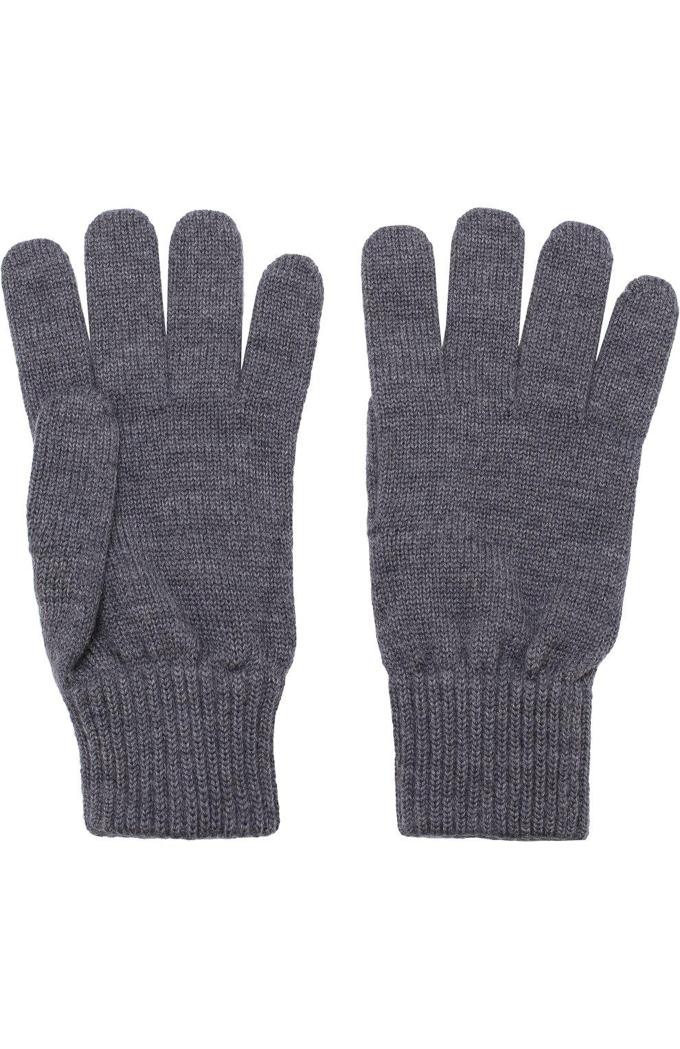 Шерстяные перчатки | Фото №2