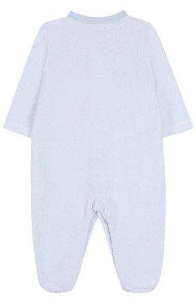Хлопковый комбинезон с вышивками | Фото №2