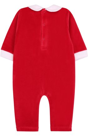 Хлопковая пижама в новогоднем стиле | Фото №2