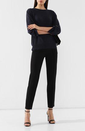 Женские брюки ESCADA черного цвета, арт. 5024888 | Фото 2