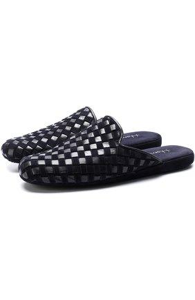 Домашние туфли без задника | Фото №1