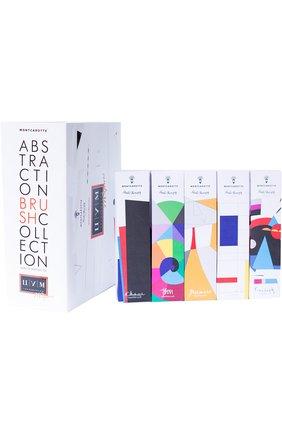 Набор подарочный зубных щеток Abstraction Brush Collection | Фото №5